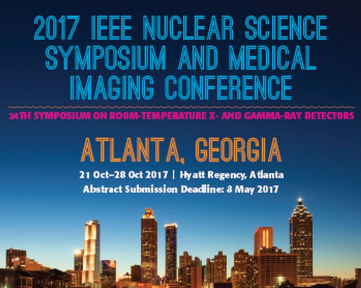 See on Booth #516 at IEEE NPSS, Altanta, USA. 23rd - 26th Oct 2017