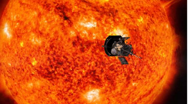 NASA's Parker Solar Probe clinches record